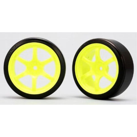 YOKOMO RAYS GRAM LIGHTS 57D (with 01R Tire) (ZR-DR39)