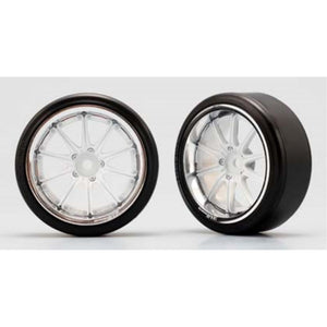 YOKOMO RAYS VOLK RACING GTF(with 01R Tire) (ZR-DR41)