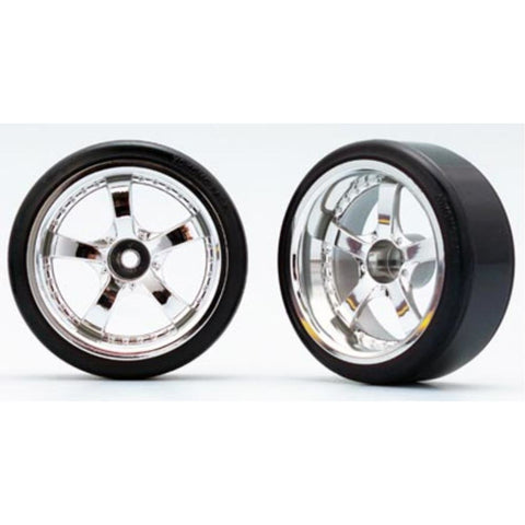 YOKOMO BLITZ TECHNO SPEED Z-2 (with 01R Tire) Off-set 12mm (ZR-DS17)