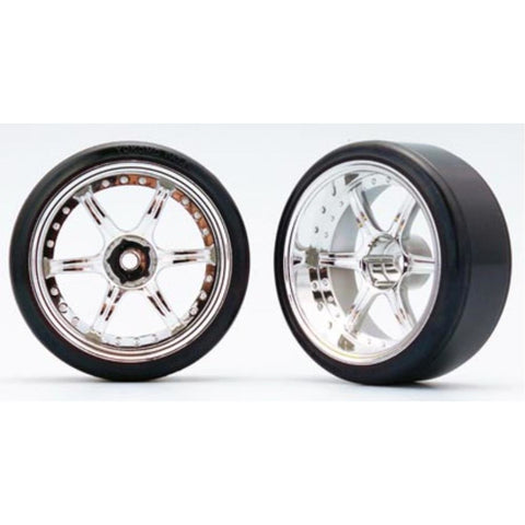 YOKOMO DRIFT MASTER (with 01R Tire) Off-set 12mm (ZR-DS19)