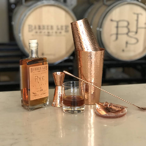 Barber Lee Spirits Rye Whisky