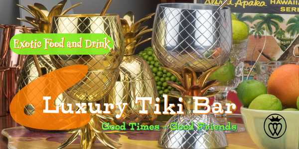 The 5 Best Tiki Bar Glasses & Tumblers