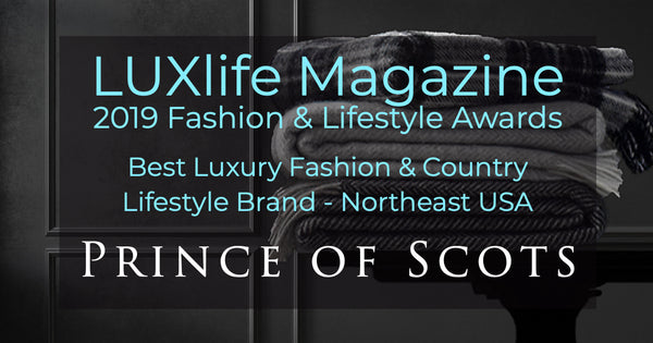 Prince of Scots - the USA Best Luxury Fashion & Country Lifestyle Brand - Northeast USA