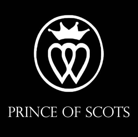 Prince of Scots Luckenbooth Logo