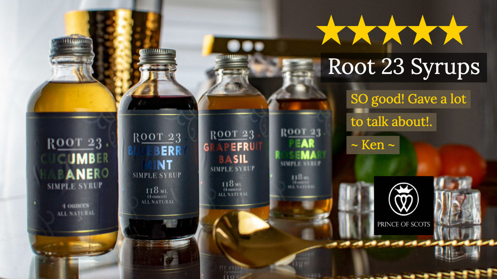 Root 23 Cocktail Syrup