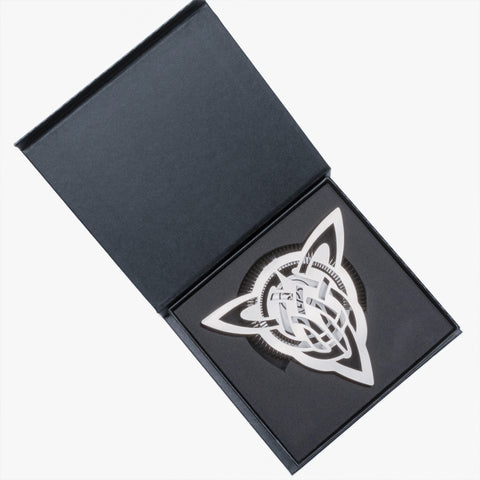 Prince of Scots Celtic Knot Bar Stainer in Gift Box
