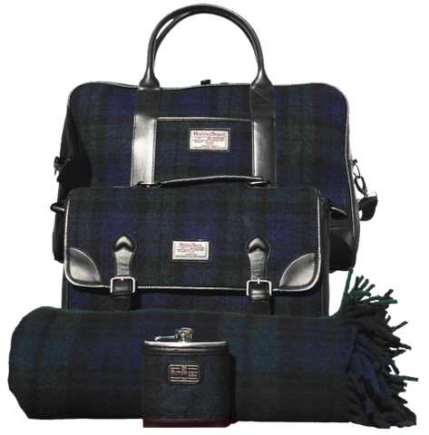 Mad for Black Watch Plaid