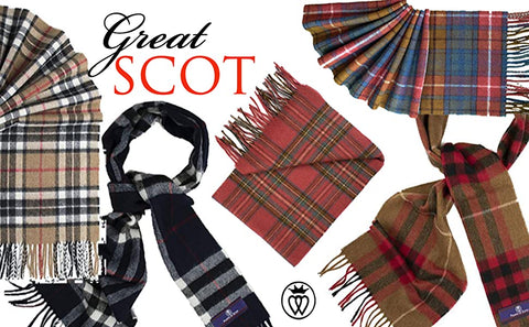 Great Scot!  Prince of Scots is the Tartan Authority