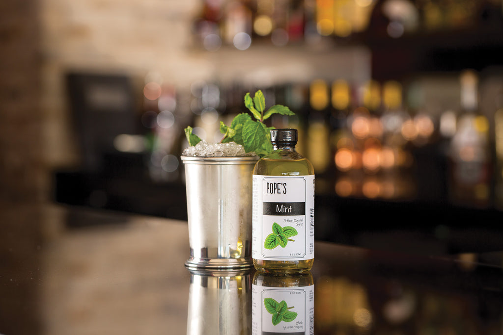 The Perfect Mint Julep Cocktail Prince of Scots