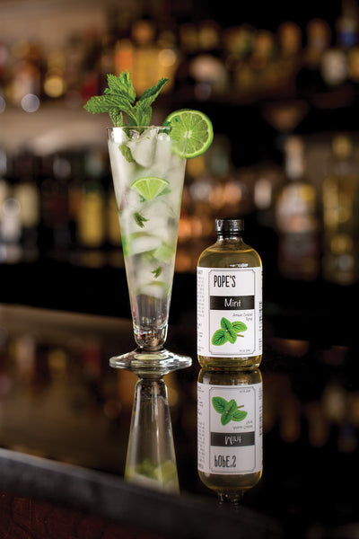 Pope's Kitchen Mint Mojito