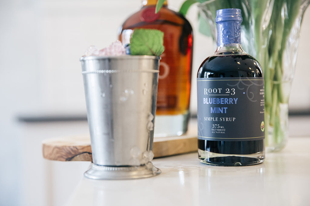 Blueberry Mint Julep Prince of Scots Root 23
