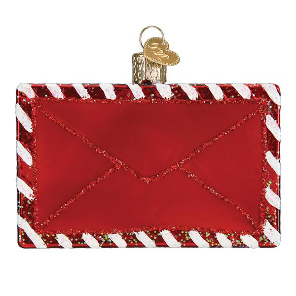 Letter to Santa Ornament (Gift Boxed)