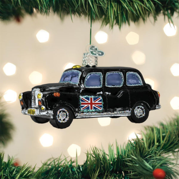 Limited Edition: London Christmas Ornament Collection Gift Box Set-Home-Old World Christmas-Prince of Scots
