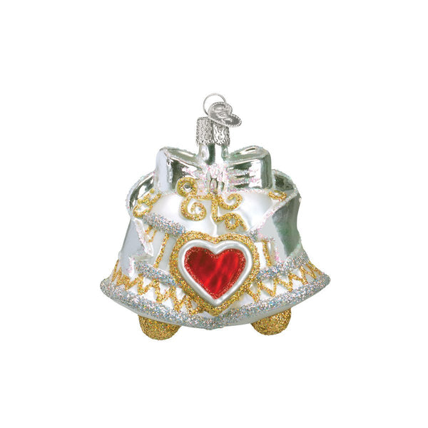 Limited Edition: Old World Christmas Wedding Collection Ornament Box Set-Home-Old World Christmas-Prince of Scots