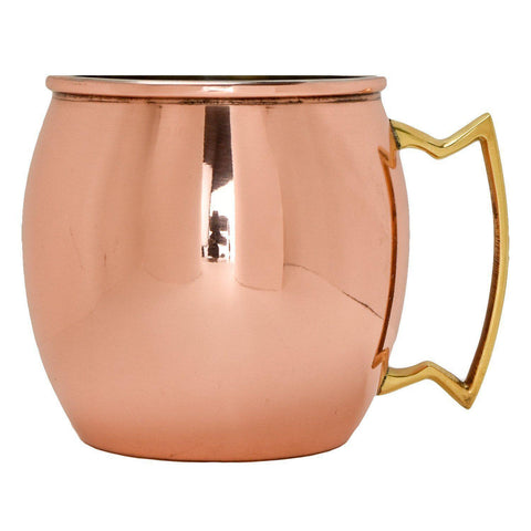 Original Solid Copper Smooth Finish Moscow Mule Mug -16 Ounce-Dining and Entertaining-Prince of Scots-Prince of Scots