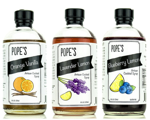 Pope's Kitchen Farm Stand Trio Set-Gourmet-Pope's-Prince of Scots