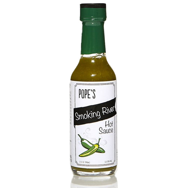 Pope's Kitchen Smoking River Hot Sauce-Gourmet-Pope's-Prince of Scots