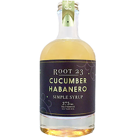 Root 23 Cucumber Habanero Syrup-Gourmet-Root 23-Prince of Scots