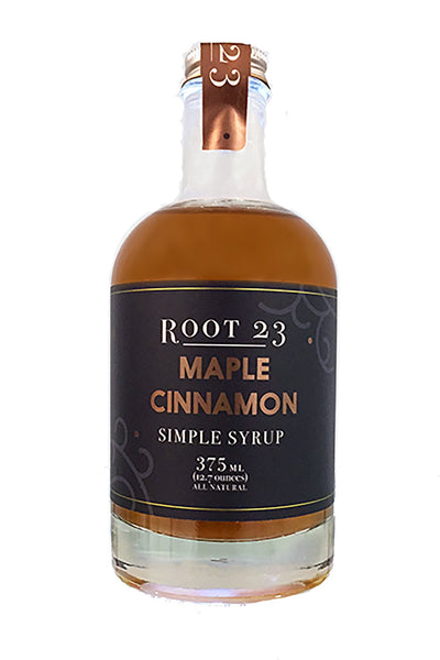 Root 23 Maple Cinnamon Syrup-Gourmet-Root 23-Prince of Scots