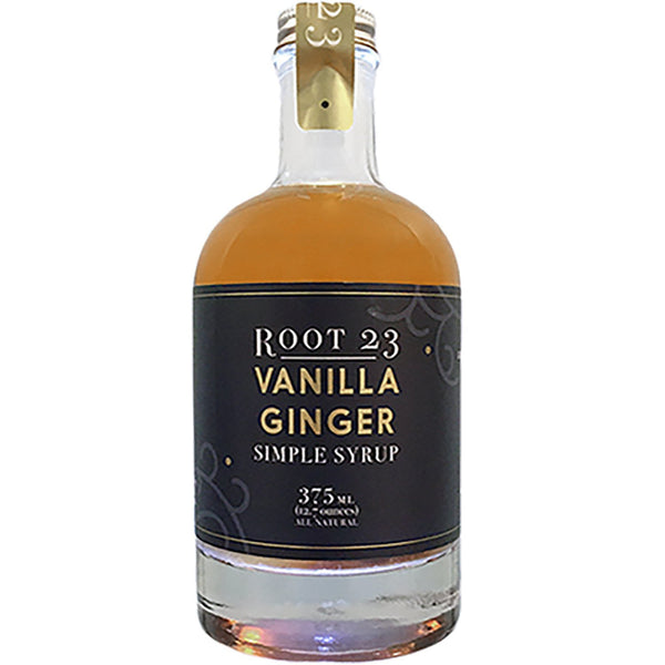 Root 23 Vanilla Ginger Syrup-Gourmet-Root 23-Prince of Scots