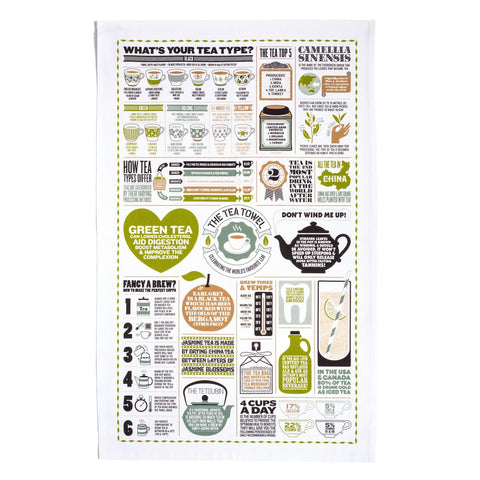 The Tea Towel-Barware-Stuart Gardiner Design-Prince of Scots