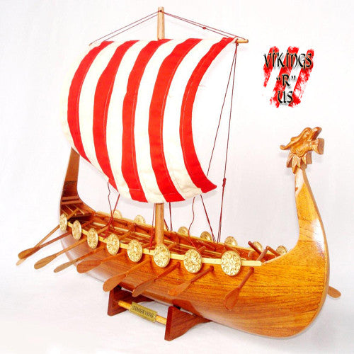 Viking Ship Model Kits