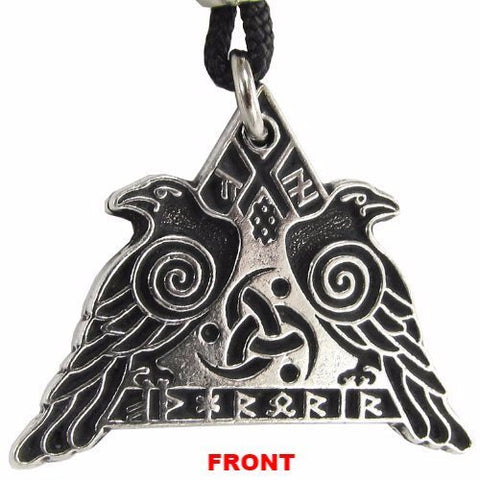 Pendant - Odinic Warrior's Runes Pendant (FREE SHIPPING)