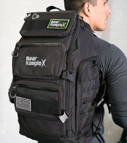 BearKomplex Military Backpack