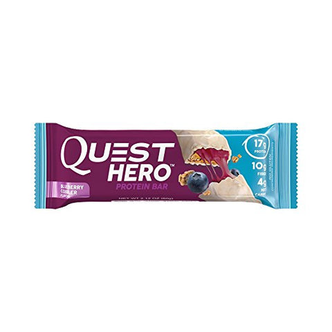 Quest Hero Bar-Blueberry Cobbler