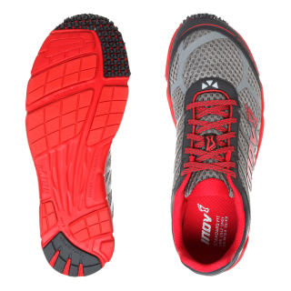 INOV-8 Unisex ROAD-X-TREME 250 GREY/BLACK/RED