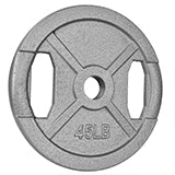 Olympic Standard Weights-Cast Iron