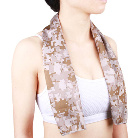 Cooling Towel-Digital Camo