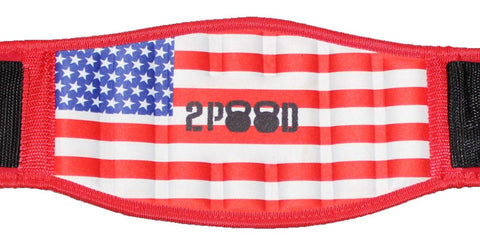 2Pood METCON BELT (US FLAG)
