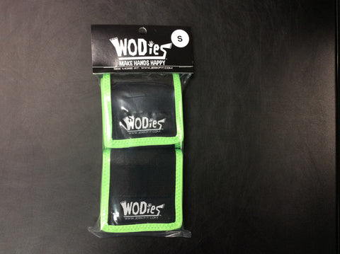 JerkFit Green WODies
