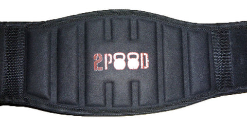 2Pood METCON BELT (BLACK)