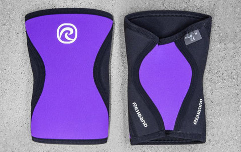 REHBAND KNEE SLEEVE PURPLE 5mm