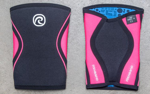 REHBAND KNEE SLEEVE PINK 5mm
