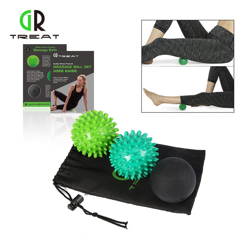 3-Piece Massage Ball Set