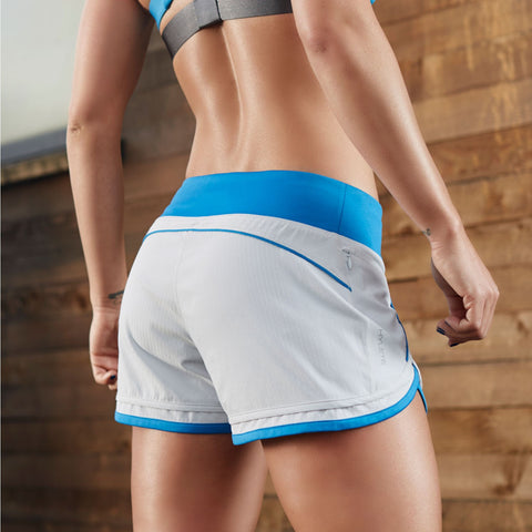 HYLETE Iris Scallop Short