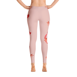 38b3499c103ff Rosey Autumn Vibes - (Sunset) - Leggings – Apicali Curated Collection