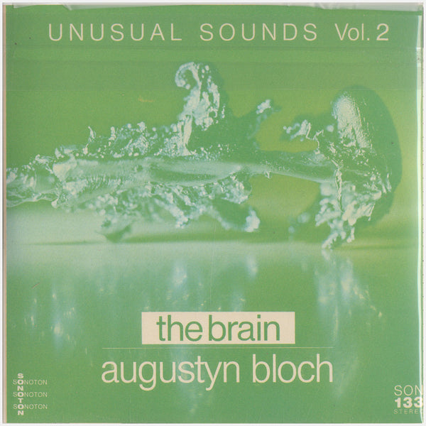 Augustyn Bloch; Unusual Sounds: Reflections, The Brain