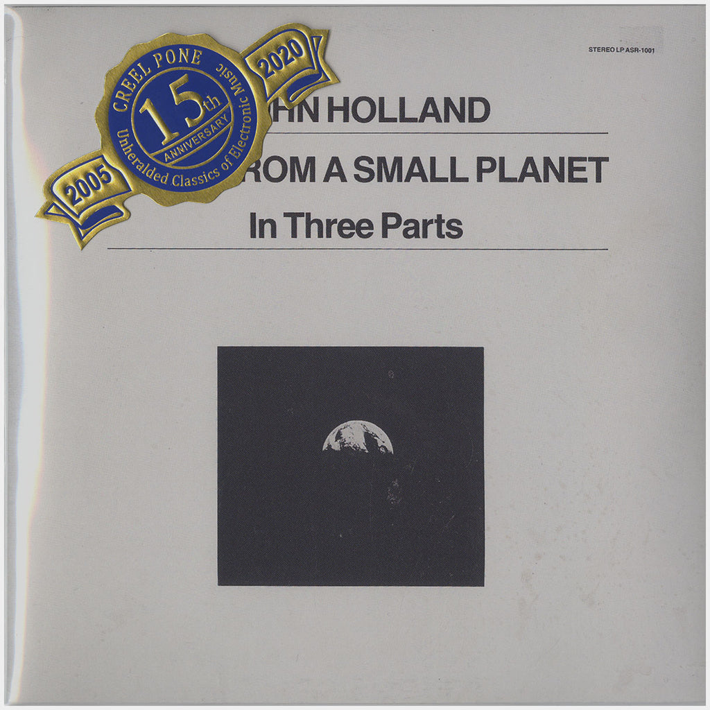 John Holland; Music From A Small Planet, Paths Of Motion