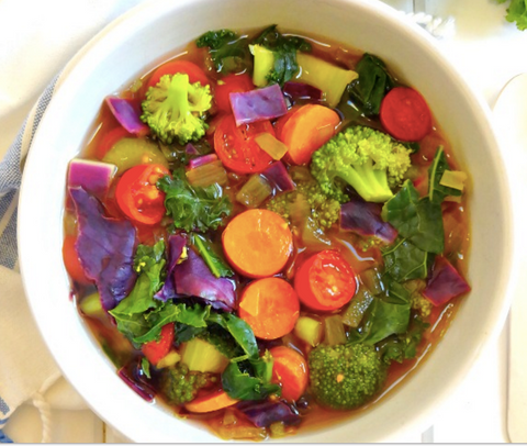 Cleansing Detox Soup Recipe by The Glowing Fridge