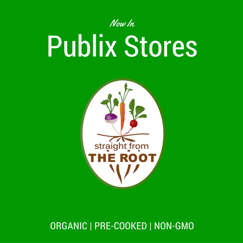 Straight from The Root Publix Announcement