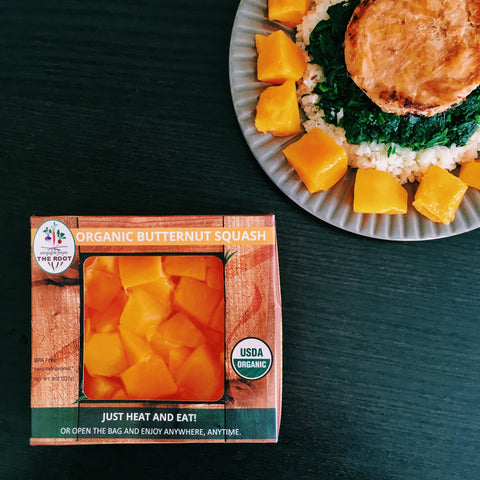Sous Vide Butternut Squash Recipes by Straight from The Root