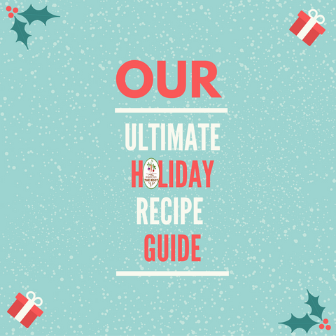Our Ultimate Paleo & Vegan Holiday Recipe Guide