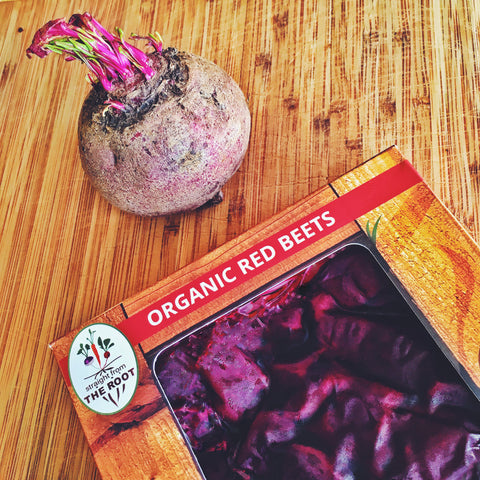 Sous Vide Beets by Straight from The Root
