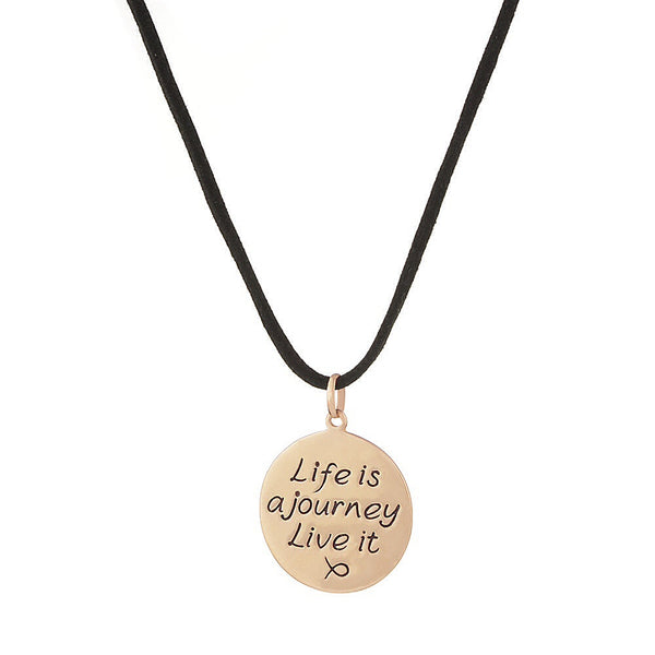 Pendant - Life is a Journey