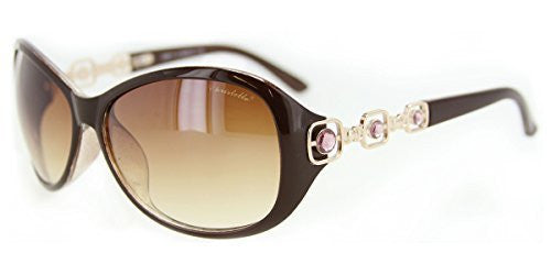 """Christelle"" Fashion Sunglasses with Austrian Crystals for Women - Aloha Eyes - 6"
