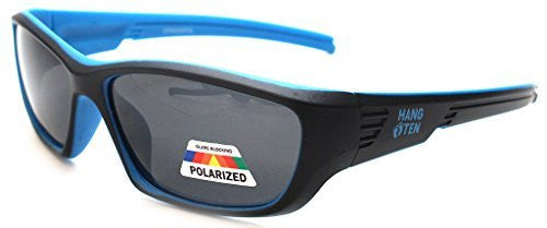 Aloha Kids Hang Ten Sports Polarized Toddler Boys Girls Wrap Sunglasses Age 2-5 - Aloha Eyes - 1